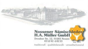 Nossener Sämischleder H. A. Müller GmbH