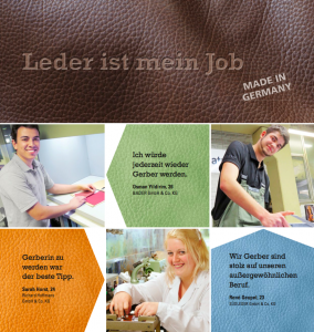 Leather is my Job - Informationen zur Gerberausbildung